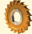 Фреза дисковая 3-х сторонняя  80х10 прямой зуб