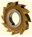 Фреза дисковая 3-х сторонняя  80х10 разнонаправленный зуб