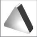 Пластина сменная 01111-160408 Т15К6
