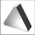 Пластина сменная 01111-160408 ВК8