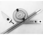 Угломер с круговой шкалой мод. УИ , (0-360)