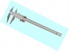 Штангенциркуль 0-250мм 0,05, тип II