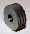 Ролик для накатки рифления, 20х9х8 мм, прямая, шаг 0,5 мм