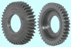 Долбяк дисковый прямозубый m 2,0 z=50