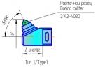 Блок расточной с микрометрич. регулировкой, расточка 135...170мм